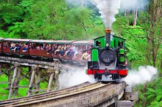 puffing billy - Google Search