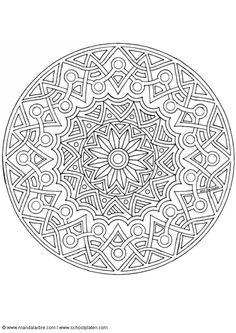 Mystical Mandala Coloring Book See More 1702j
