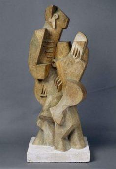 jacques lipchitz sculptures | Exposición - La donación Lipchitz - Lipchitz, Jacques | Museo ...