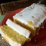 Starbuck's Iced Lemon Pound Cake | JuJu Good News