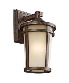 Kichler 49071 Atwood 1 Light Outdoor Wall Light