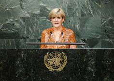 Global Education Can Be Julie Bishop's Legacy As Foreign Minister