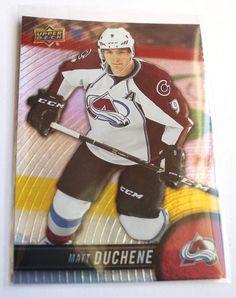 2017-18 Matt Duchene Tim Hortons Upper Deck NHL Hockey Card - #37 | eBay