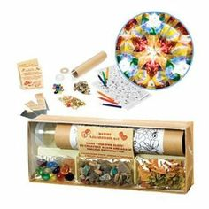 Nature Kaleidoscope Making Kit