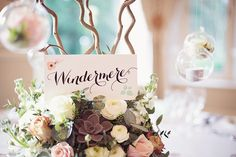 Windermere table name