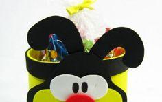 passo a passo lembrancinha abelhinha eva porta guloseimas reciclagem garrafa pet aniversario dia das criancas escola (8)