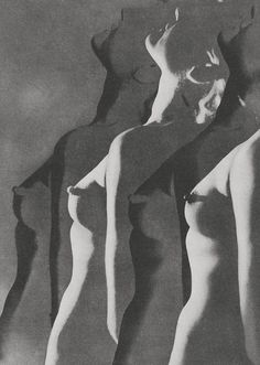 Etude in 2:4 Time, (Erwin Blumenfeld)Coronet Magazine, January 1938 More of Blumenfeld's work in Coronet 1937-38