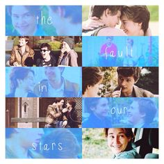 I saw The Fault in Our Stars today! I thought it captured the theme and feeling so well! Also I cried a lot. Thanks, John Green. -Elle