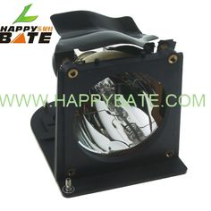 310-4747 / 725-10037 / R3135 Replacement Projector Lamp/Bulb with Housing for DELL 4100MP happybate