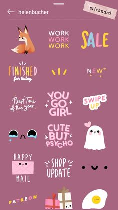Ericandrd - Helenbucher Effective pictures we provide you about diy home decor A high-quality image can tell - Ideas De Instagram Story, Blog Instagram, Instagram Emoji, Creative Instagram Stories, Instagram And Snapchat, Instagram Story Template, Instagram Quotes, Instagram Posts, Snapchat Stickers