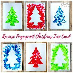 """Képtalálat a következőre: """"kids christmas cards"""" Simple Christmas Cards, Homemade Christmas Cards, Christmas Cards To Make, Christmas Crafts For Kids, Xmas Cards, Diy Christmas Gifts, Holiday Cards, Cards Diy, Christmas Lights"""