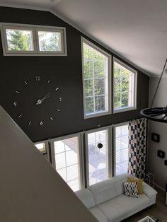korkea tila, living room, olohuone, vardagsrum