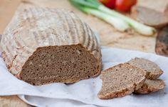Recepty: Kváskový chlieb so slnečnicovými semiačkami - KAMzaKRÁSOU.sk