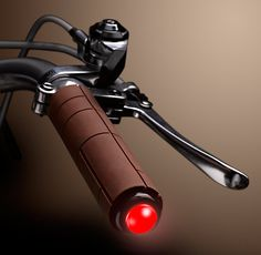 BIKE SAFETY LIGHTS (SET OF The dual-setting, red LEDs are easily installed on your bike's handlebars, and effectively alert traffic from all sides. Perfect for bikers of any skill level. Mtb, Buy Bike, Bike Shoes, Bicycle Parts, Bicycle Safety, Bike Handlebars, Bicycle Maintenance, Cool Bike Accessories, Bike Seat