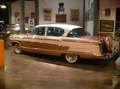 1957 Nash Ambassador Custom Four Door Sedan