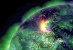 No danger from solar flare | JBAY News