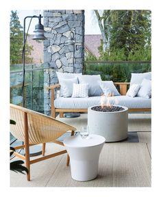 Outdoor firebowl