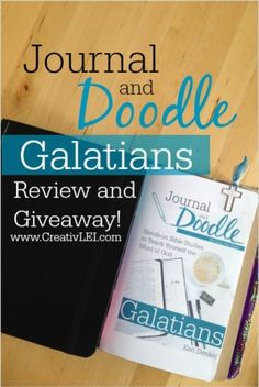 Journal and Doodle: Galatians Bible Study May 21, 2015July 1, 2015 by Lisa