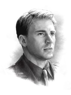 Steve rogers by miccherry on deviantart steve rogers, steven grant rogers, marvel cinematic universe Marvel Avengers, Marvel Fan Art, Marvel Heroes, Marvel Comics, Captain America Drawing, Chris Evans Captain America, Avengers Drawings, Celebrity Drawings, Steve Rogers