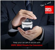 HDFC ERGO offers car insurance policy online in India at cheapest rate.  Get quote today at https://www.hdfcergo.com/motor-insurance/private-car-insurance.html