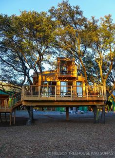 City Sleeker Treehouse - Pete Nelson