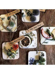 Rooted in thyme fall homemade wax sachets and simple sweet fridays 188 Scented Sachets, Scented Wax, Wax Tablet, Retro Radios, Homemade Soap Recipes, Soap Packaging, Homemade Beauty Products, Diy Candles, Home Made Soap