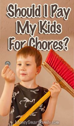 """Are you trying to decide if you should pay your kids to do chores around the house? We said """"NO"""" absolutely not . until we did some thinking about the alternatives. Ways To Save Money, Money Saving Tips, Money Hacks, Money Tips, Learning Money, Couponing For Beginners, Managing Your Money, Parenting Hacks, Practical Parenting"""