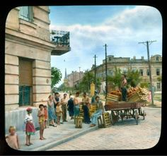 20 Fascinating Color Photographs of Odessa, Ukraine in the early 1930s