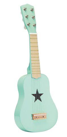 """Little Moustache - Guitare """"Mint"""
