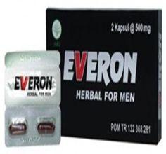 Everon merupakan kasul herbal untuk pria dewasa yang mengandung bahan alami yang terdiriri dari ekstrak-ekstrak tanaman pilihan dan tidak mengandung bahan kimia.
