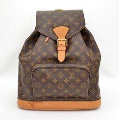 gamesinfomation.com Louis Vuitton Monogram Canvas Montsouris Backpack Bag coupon| gamesinfomation.com