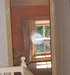 picture of a real ghost