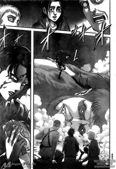 Levi on action ch. 103