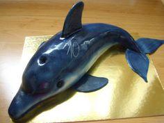 Plnit představy nás baví..... - Fotoalbum - Zvířata - delfín 3D