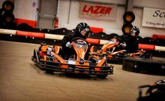 Go karting stag parties with StagWeb