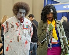 Zombob's Zombie News and Reviews: Check Out 35 of the Best Cosplays of Your Favorite...