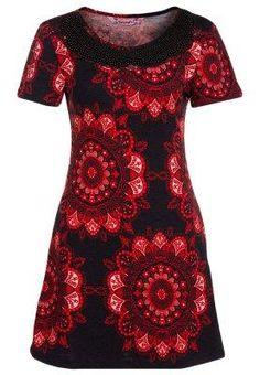 Smash MEMESIS Gebreide jurk red