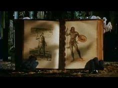 """Prospero's Books""    (1991)  Peter Greenaway  '15. The Book of Utopias'"