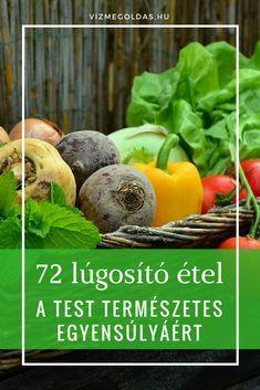 Egészséges táplálkozás - 72 lúgosító étel – a test természetes egyensúlyáért Superfoods, Baked Potato, Potatoes, Baking, Eat, Healthy, Ethnic Recipes, Sport, Bread Making