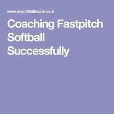 coaching fastpitch softball successfully by Implementing these fastpitch defensive strategies will make a HUGE difference in your team and your WINNING percentage. Softball Workouts, Softball Drills, Softball Coach, Girls Softball, Fastpitch Softball, Gym Workouts, Softball Stuff, Basketball Video Games, Buy Basketball