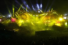 Tomorrowland music festival, Belgium 2011