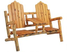 Log cabin furniture???