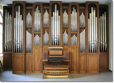 orgel Germany   Orgel - Hochschule für Musik, München, Germany - Karl Schuke ...