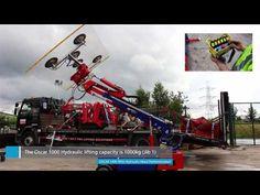OSCAR 1000 Glazing Robot Product Demonstration - YouTube