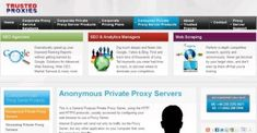 10 proxies:$97/mo GEO Lacations:YES Bandwidth:Unlimited Reliable Enterprise Class Private Proxy Server for for SEO,SEM