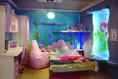 Toddler Girl Bedroom Idea