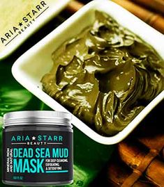 Aria Starr Dead Sea Mud Mask For Face Acne Oily Skin & Blackheads Best Facial Pore Minimizer Reducer & Pores Cleanser Treatment Natural For Younger Looking Skin. See this terrific item. (This is an affiliate link). Minimize Pores, Clean Pores, Best Blackhead Mask, Dead Sea Mud, Face Care Tips, Charcoal Face Mask, Pore Cleanser, How To Color Eyebrows, Younger Looking Skin
