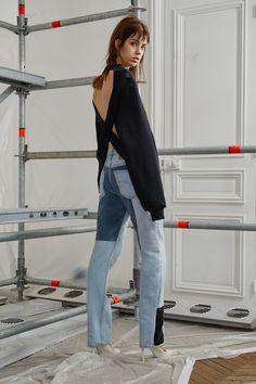 Off-White, Look #11 pre-fall 16