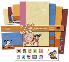 DHorse Deluxe Stationery Set: Gary Taxali
