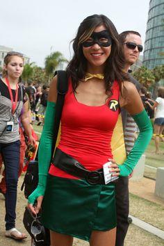 Image result for easy robin costume